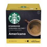 Starbucks VERANDA BLEND 12Caps