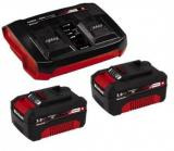 Starter-Kit DUO Power-X-Change  Einhell Accessory
