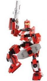 Stavebnice SLUBAN Ultimate Robot Hephaestus