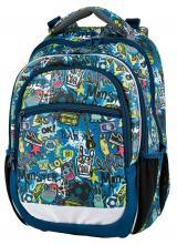 Stil Školní batoh Comics