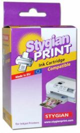 STYGIAN Inkoustová kazeta  pro EPSON Stylus Photo RX425/420…, 3333018097