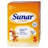 SUNAR Complex 5 Pokračovací mléko pro malé děti od 36 měsíců 600 g
