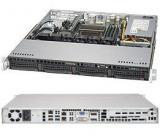 SUPERMICRO 1U server 1x LGA1151, iQ170 (i7), 4x DDR4, 4x 3.5