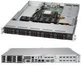 SUPERMICRO 1U server 1x LGA3647, C622, 6x DDR4 ECC, 10x 2.5