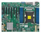 SUPERMICRO MB 1xLGA3647, iC621, 8x DDR4 ECC, 8xSATA3, 1xM.2, PCI-E 3.0/6,1,2x LAN,IPMI, MBD-X11SPL-F-O