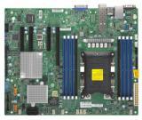 SUPERMICRO MB 1xLGA3647, iC622, 8x DDR4 ECC, 10xSATA3 8xSAS3, 1xM.2, 2xNVMe, PCI-E 3.0/1,2,1,2x 10Gb SFP , IP, MBD-X11SPH-nCTPF-O