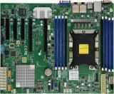 SUPERMICRO MB 1xLGA3647, iC622, 8x DDR4 ECC,10xSATA3, 1xM.2, PCI-E 3.0/2,2,1,2x 10Gb LAN,IPMI, MBD-X11SPi-TF-O