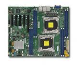 SUPERMICRO MB 2xLGA2011-3, iC612 8x DDR4 ECC,10xSATA3,,2x LAN,IPMI, MBD-X10DRL-LN4-O