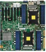 SUPERMICRO MB 2xLGA3647, iC621, 16x DDR4 ECC, 10xSATA3, 2x M.2 , 2x 1Gb LAN, IPMI, MBD-X11DPH-i-O