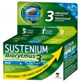 Sustenium Biorytmus 3 multivitamin MUŽ 30 tablet,Sustenium Biorytmus 3 multivitamin MUŽ 30 tablet