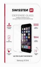 SWISSTEN Ochranné temperované sklo Samsung J510F GALAXY J5 2016 RE 2,5D  - rozbaleno