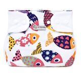 T-tomi Abdukční kalhotky - patentky, fun fish