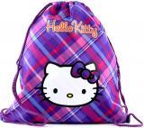 Target Sportovní Vak Hello Kitty Violet