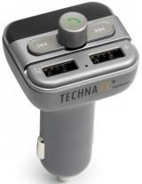 Technaxx FM transmitter   MP3 přehrávač   Bluetooth, LCD display  4594 - rozbaleno