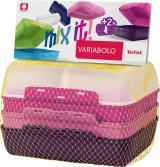 Tefal VARIOBOLO CLIPBOX 2x barevná dóza - dívčí K3169014 - zánovní