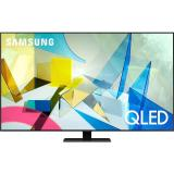 Televize Samsung QE85Q80TA stříbrná