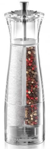 Tescoma Mlýnek na pepř a sůl VIRGO 2v1, 22 cm - zánovní