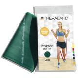 Thera-Band Posilovací guma 2m zelená - silná,Thera-Band Posilovací guma 2m zelená - silná