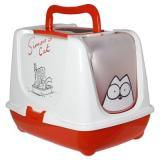 Toaleta pro kočky Simons Cat - Univerzální filtr s aktivním uhlíkem 3 ks