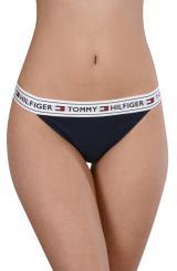 Tommy Hilfiger Dámské kalhotky Bikiny Navy Blazer UW0UW00726-416 S