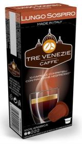 Tre Venezie Lungo Sospiro Kapsle Pro Kávovary Nespresso, 60 Ks