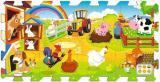 Trefl Pěnové Puzzle Farma 0