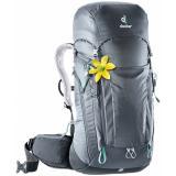 Turistický batoh DEUTER Trail Pro 34 SL graphite-black
