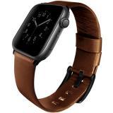 Uniq Mondain pro Apple Watch 44mm Sepia hnědý