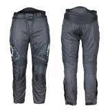 Unisex motocyklové kalhoty W-TEC Mihos NEW černá - L