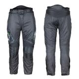 Unisex motocyklové kalhoty W-TEC Mihos NEW černá - S