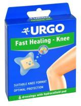 URGO FAST HEALING-KNEE Na kolena hydrok.nápl.6ks,URGO FAST HEALING-KNEE Na kolena hydrok.nápl.6ks