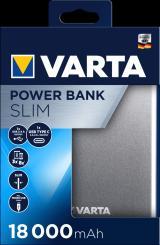Varta Slim Power Bank 18000 mAh 57967101111 - rozbaleno