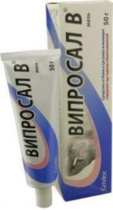 Viprosal B - original masážní přípravek 50g