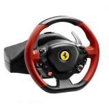 Volant Thrustmaster Ferrari 458 Spider pro Xbox One, One X, One S   pedály černý