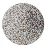 Vopi koberce Kruhový koberec Apollo Soft béžový,   Ø 80 Béžová - Vrácení do 1 roku ZDARMA
