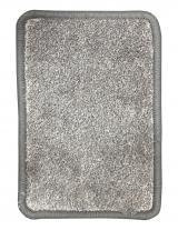 Vopi koberce Kusový koberec Apollo Soft světle šedý - 60x110 cm Šedá