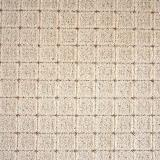 Vopi koberce Kusový koberec Udinese béžový čtverec - 100x100 cm Béžová