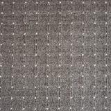 Vopi koberce Kusový koberec Udinese hnědý čtverec - 100x100 cm Hnědá