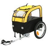Vozík za kolo Mini Bee - závěs pro druhé kolo