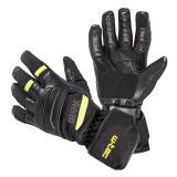 Vyhřívané rukavice W-TEC HEATride zelená - XL