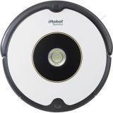 Vysavač robotický iRobot Roomba 605 černý/bílý