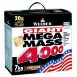WEIDER Giant Mega Mass 4000 strawberry 7000 g