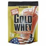 WEIDER Gold Whey milk chocolate sáček 2000 g