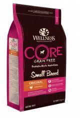 WELLNESS-CORE Small Breed Original Turkey Recipe 1,5 kg