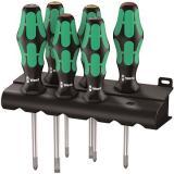 WERA 335/350/355/6 Lasertip Rack, sada 6 ks