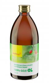 Wolfberry Wolfberry Kustovnice čínská BIO 100% šťáva 500 ml