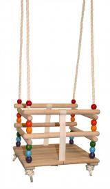 Woody Houpačka pro nejmenší dřevěná - použité