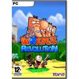 Worms Revolution Gold Edition (PC)