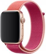 Wotchi Provlékací sportovní řemínek pro Apple Watch - Růžová 38/40 mm