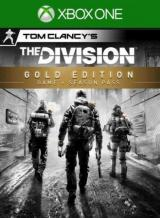 XONE Tom Clancy`s The Division Gold Edition,